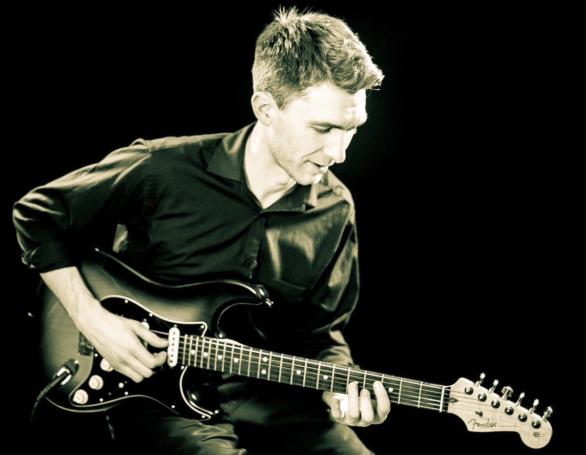Professional session guitarist and Kollab member Rob