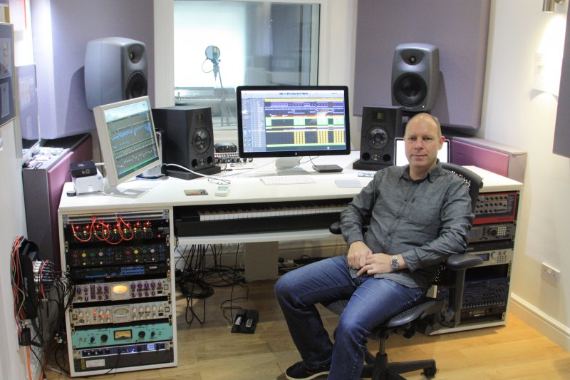 Andy Whitmore - world renowned record producer with 14 top ten UK hits to his name. We have recruited some of the best music industry talent from across to help musicians make their music the best it can be.