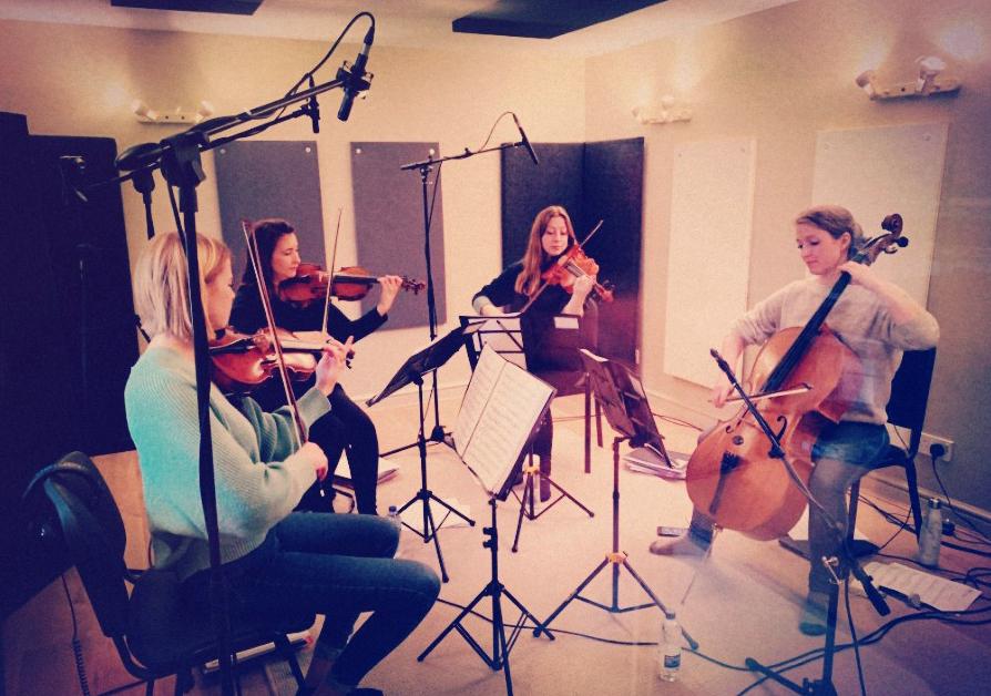 - rachel - strings section