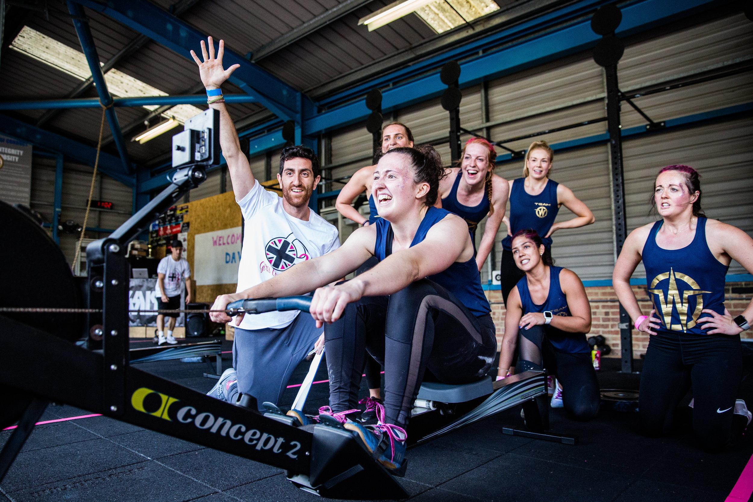 CrossFit Dawn - Girls Gone RX UK