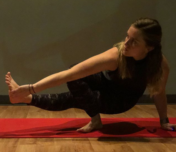 - Abby's passion is to create a welcoming environment, challenging her students to grow in their practice. She has been practicing yoga since 2011, and decided to become an instructor in 2016. Abby truly believes yoga is special because it is so inclusive; everyone can do yoga and everyone would benefit from a regular practice.When not at the studio, you can find Abby spending time with her two dogs and husband.