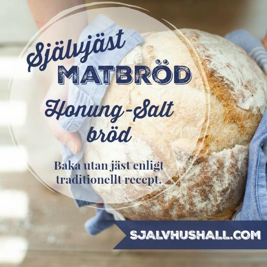HONUNG & SALT-BRÖD