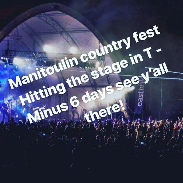 #manitoulincountryfest #countrymusicfestival  #northwest #canada