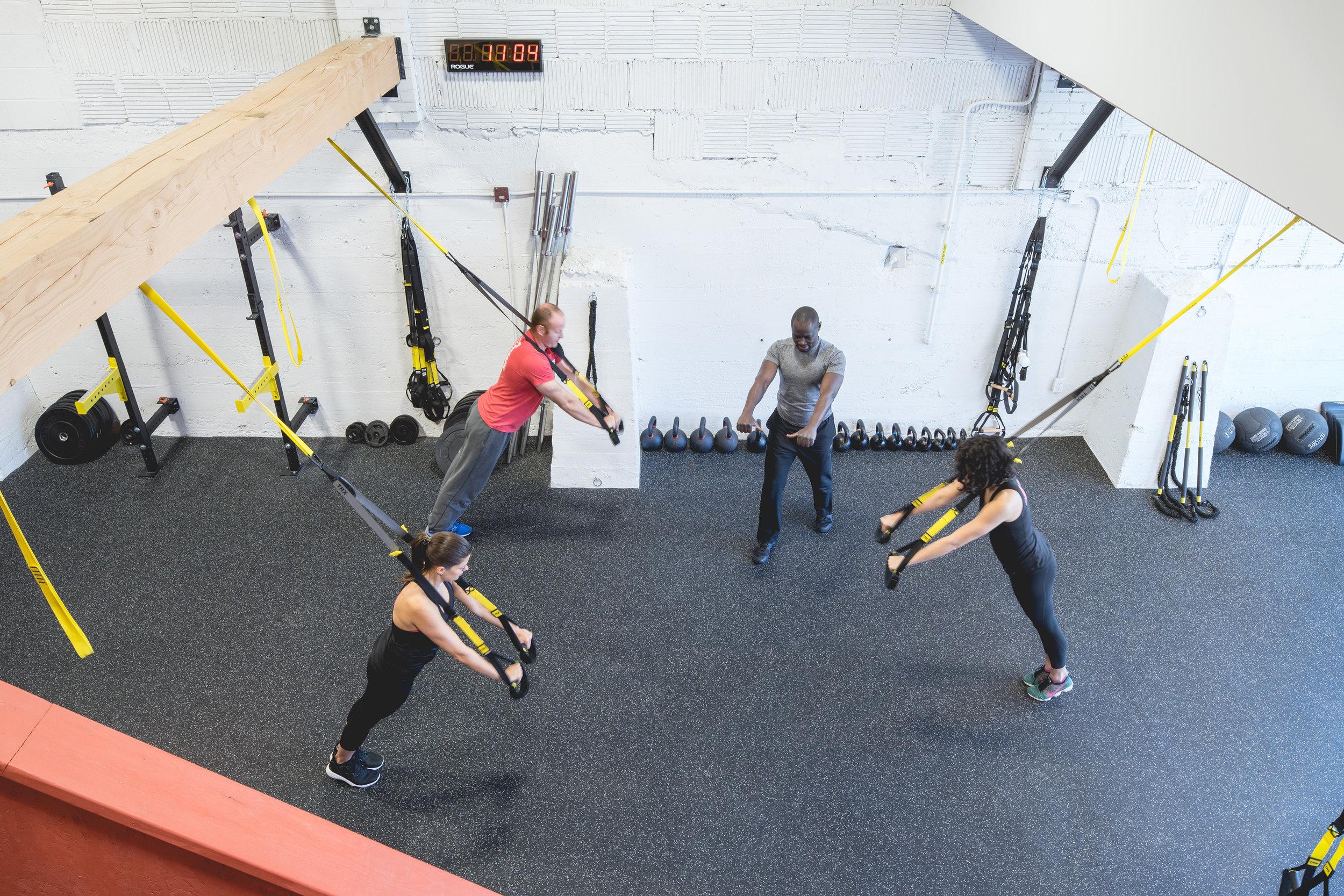 LaFitnesserie Group Fitness 01