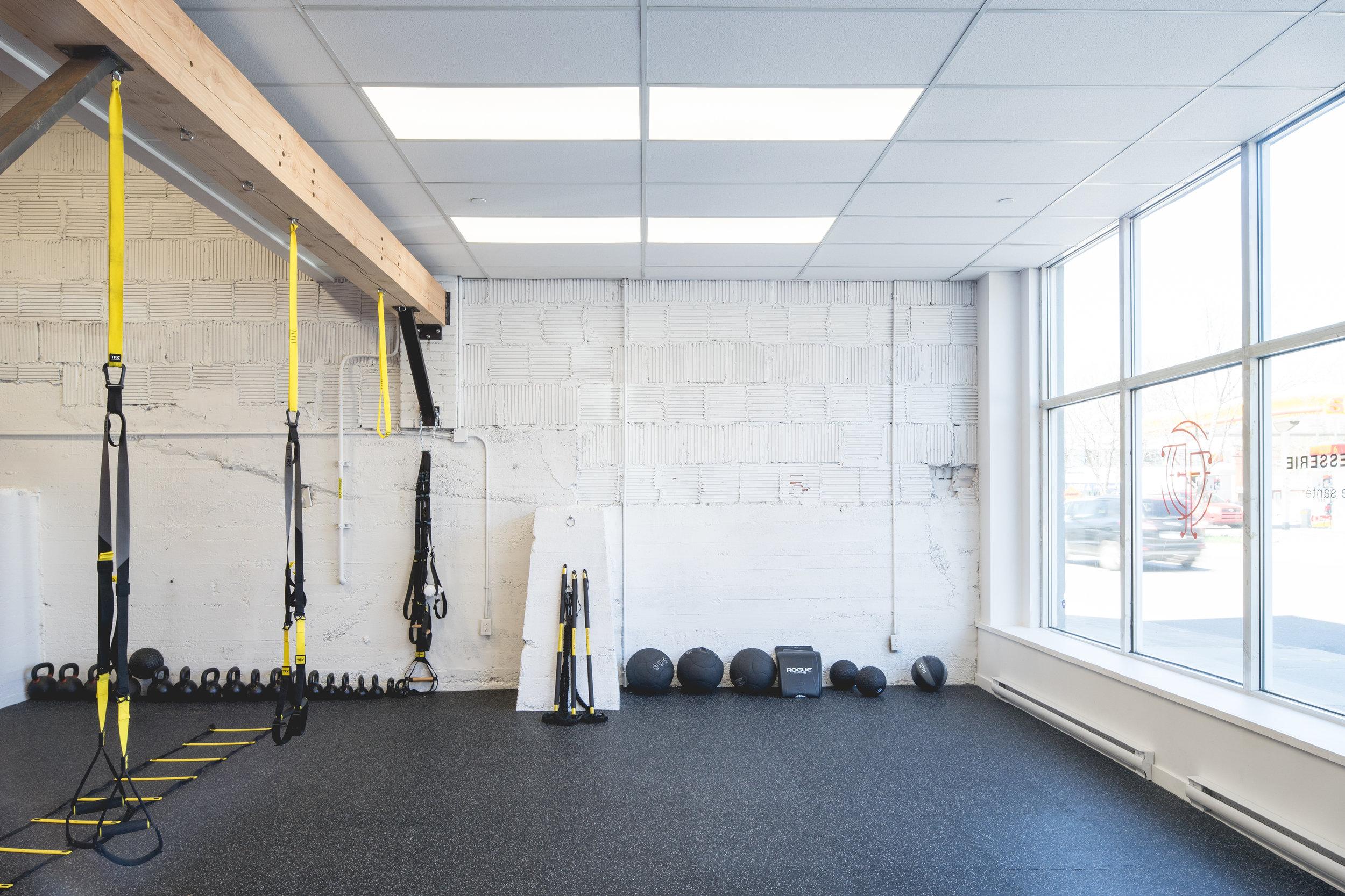 LaFitnesserie TRX Gym 01