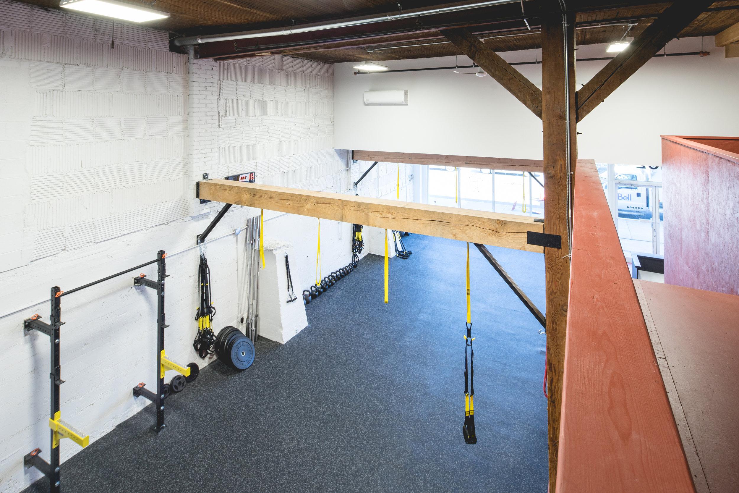 LaFitnesserie TRX Gym 02