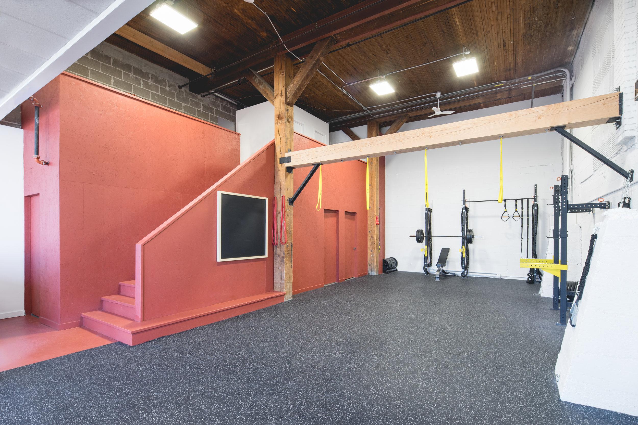 LaFitnesserie TRX CrossFit Gym