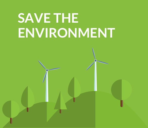 Reducing our carbon footprint is essential. P2 helps you access genuinely renewable energy.  -