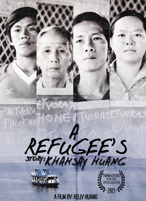 A Refugee's Story: Khamsay Huang - After experiencing the horror of what the Communist government could do, Khamsay realized life in Laos would never be the same. This short biographical documentary will explain his journey and some of the obstacles he faced to get to America. With determination, he got the rest of his family to America and finally lived out his American dream.