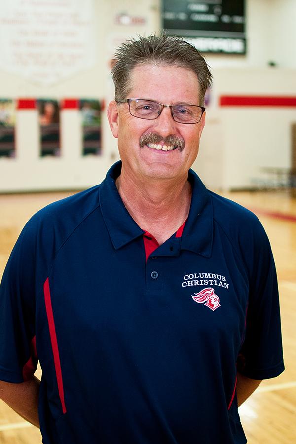 KEVIN ROTH  Athletic Director, Varsity Boys Basketball Head Coach