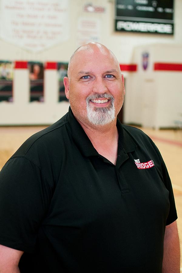 MATT BOND  Assistant Athletic Director