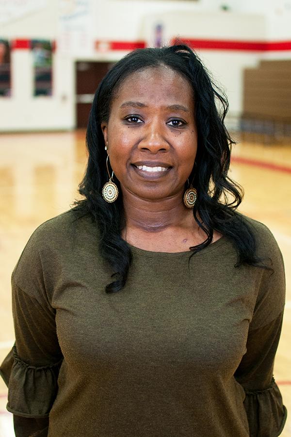 KAY JONES  Varsity Girls Basketball Head Coach