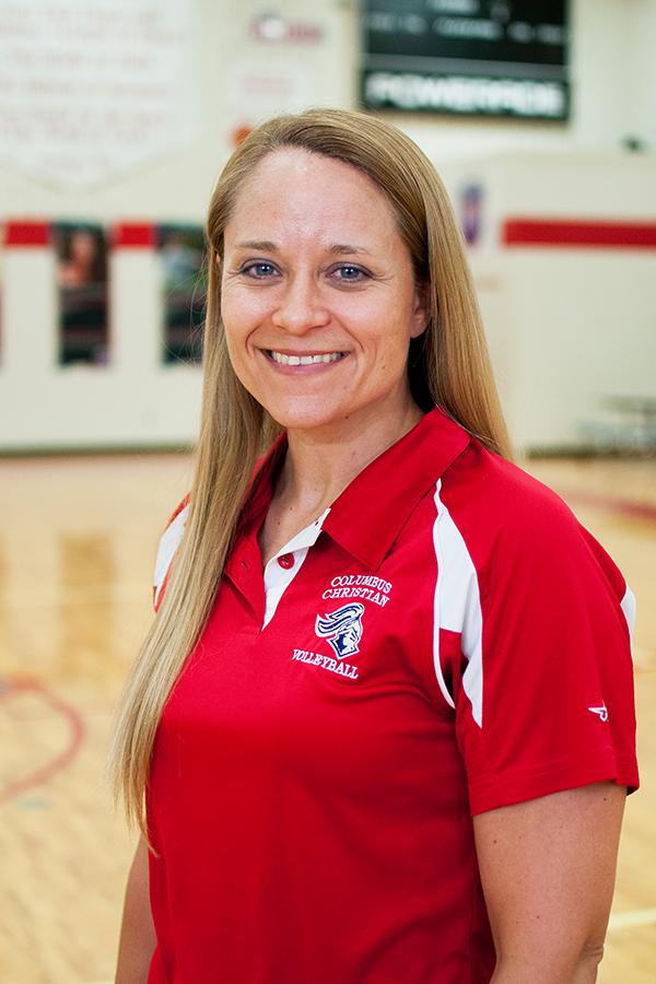 SARA STAIR  Varsity Girls Volleyball Head Coach Junior Varsity Girls Volleyball Head Coach