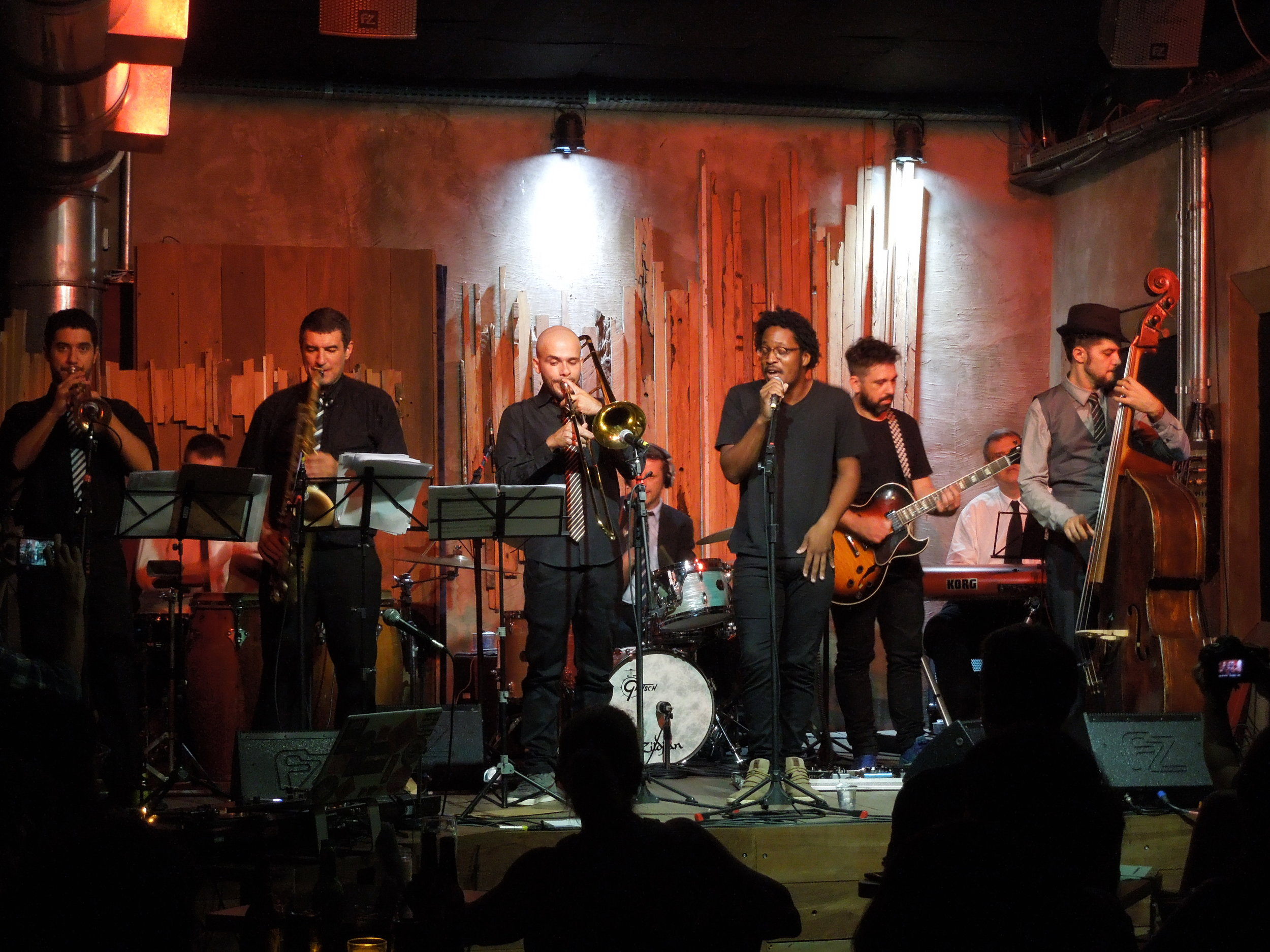 Superjazz Collective featuring Radio Stevie