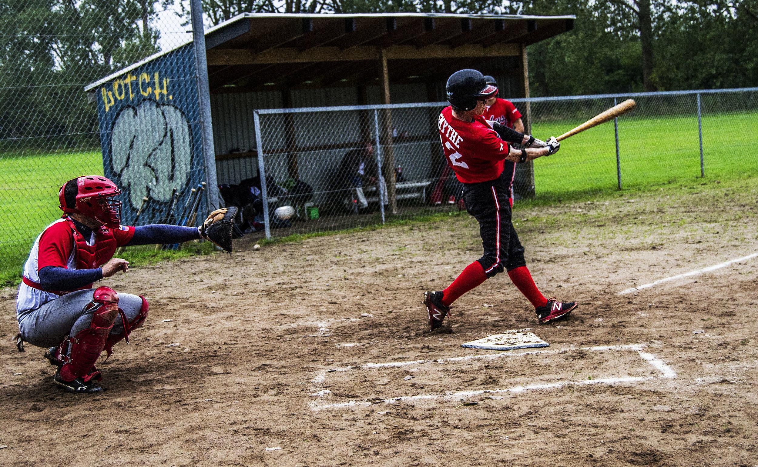Århus Baseball Softball Klub - Andy Smythe