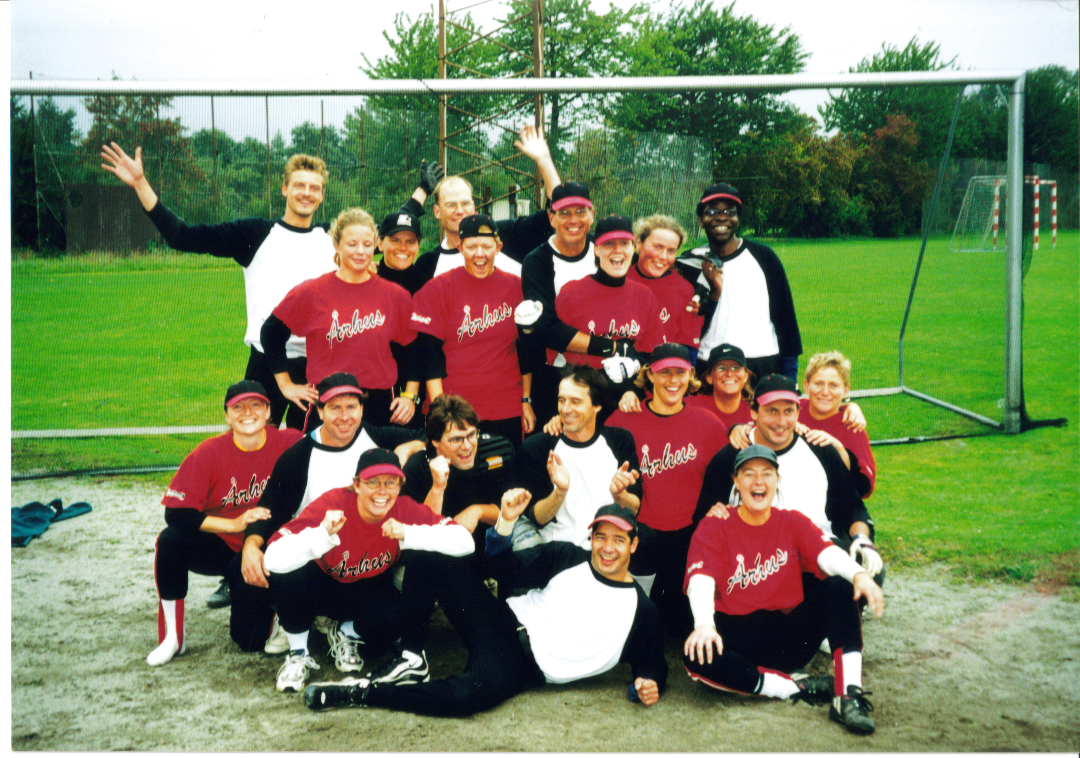 Århus Baseball Softball Klub, year 2000