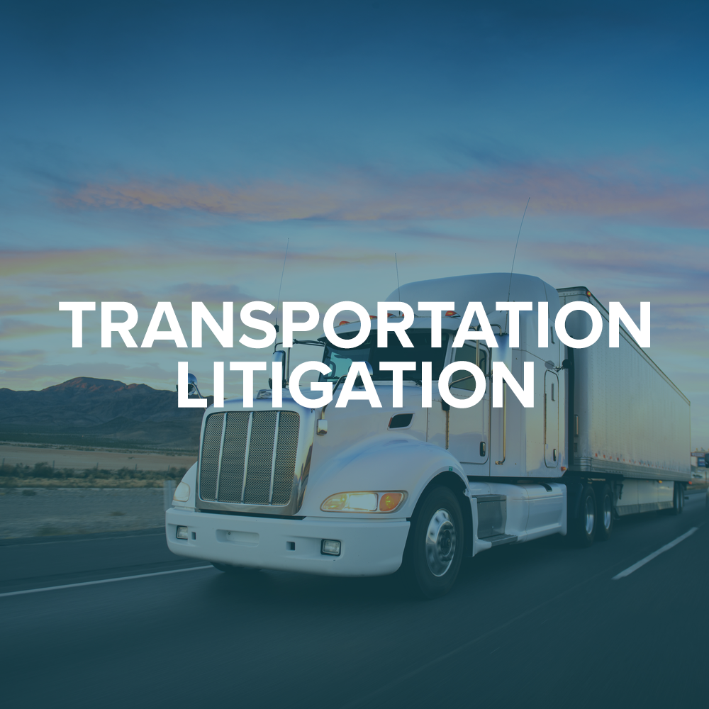 Transportation Litigation