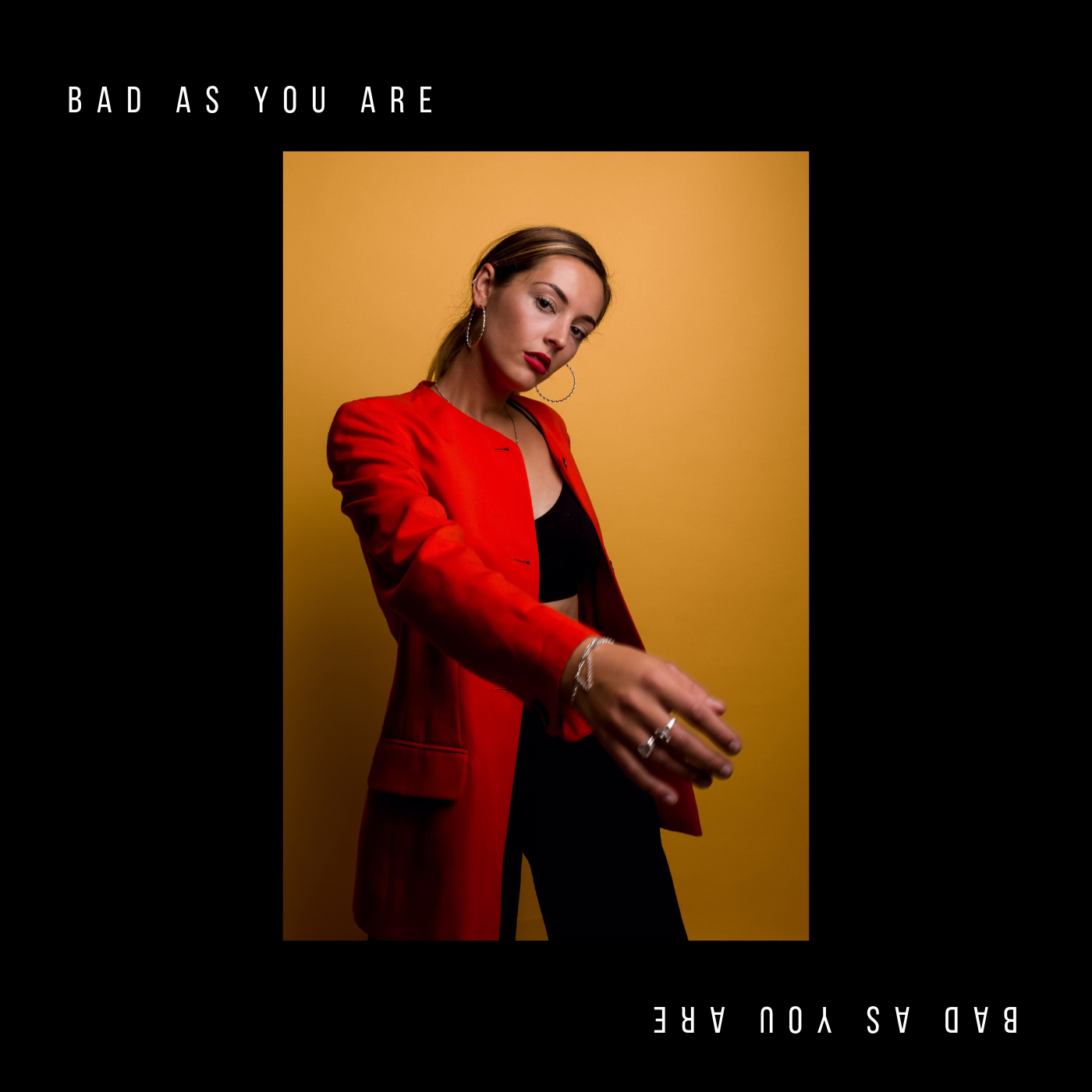 BAD AS YOU - OUT 31.05.19 (Click on photo to listen)