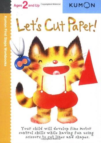 Kumon Let's Cut Paper