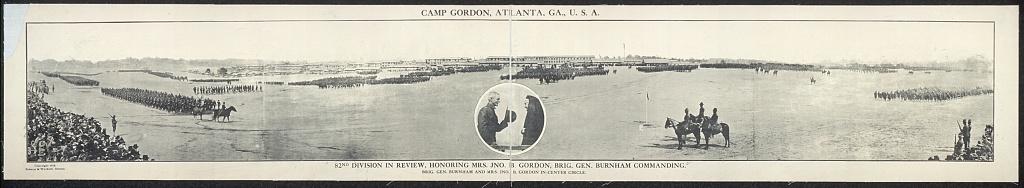 Camp Gordon, Atlanta GA