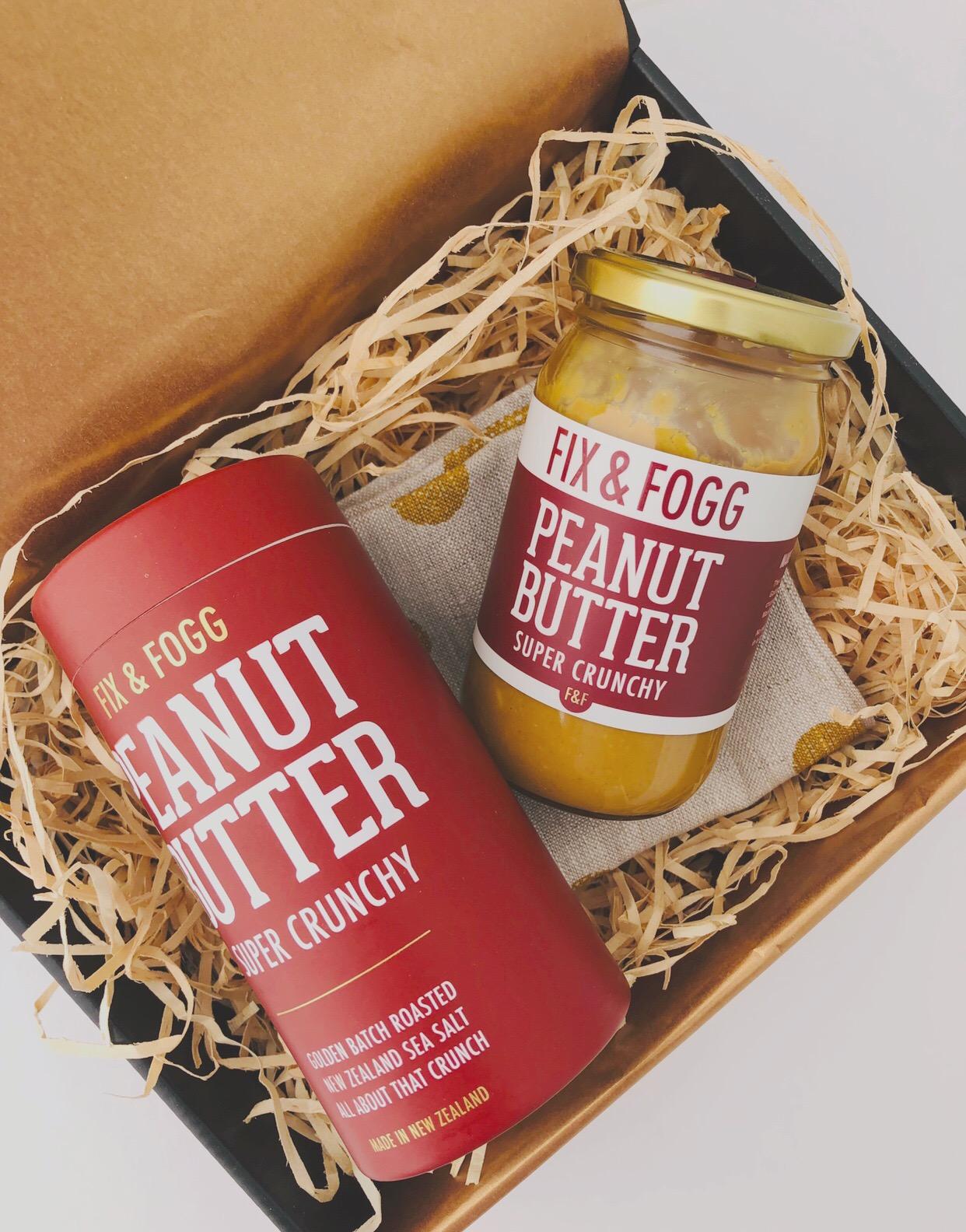 crunchy nut gift box