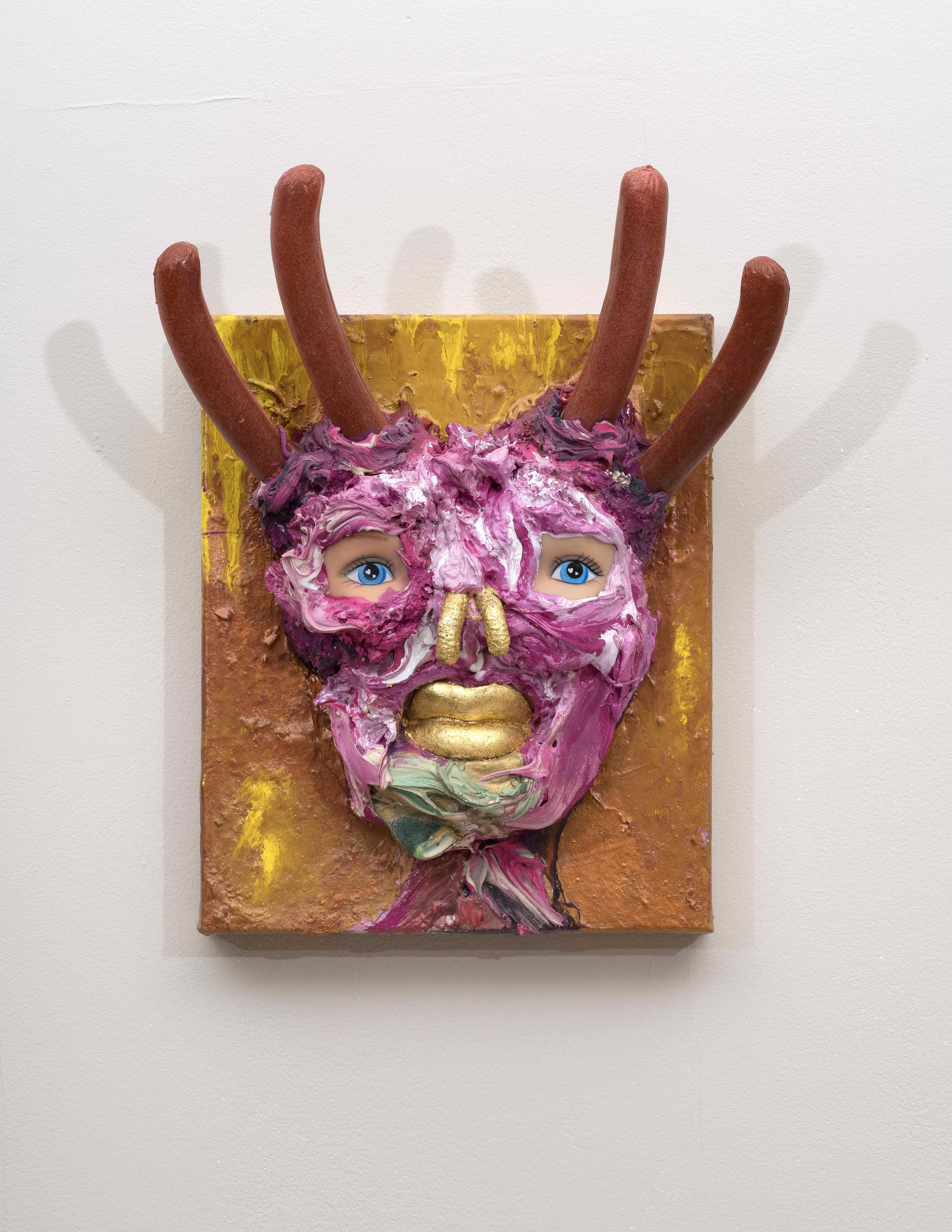 Frankfurter Princess, 36 x 30 x 14.5 cm, 2019.