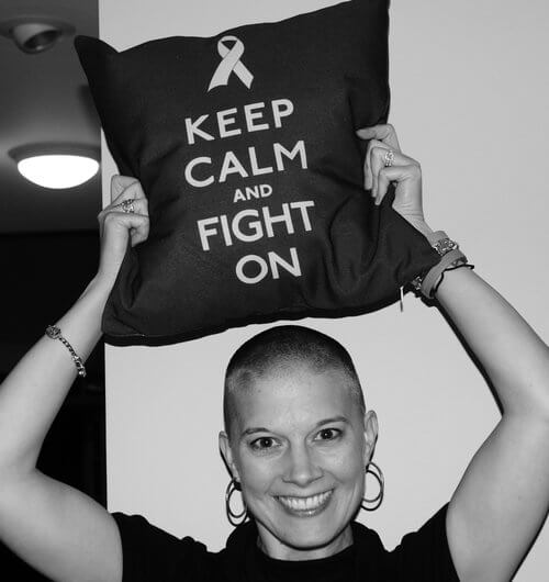 Tina Conrad - At 37, Tina was diagnosed with breast cancer in 2013. Her blog and podcast chronicles her experience as a breast cancer survivor as well as the daughter one.