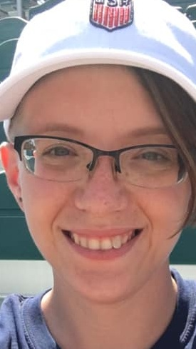 Brianna Banachoski - Nurse: works 12-hour shifts on blood oncology floorExperience: was a lymphoma patient, became a nurse in early 2019Hospital size: mid-range