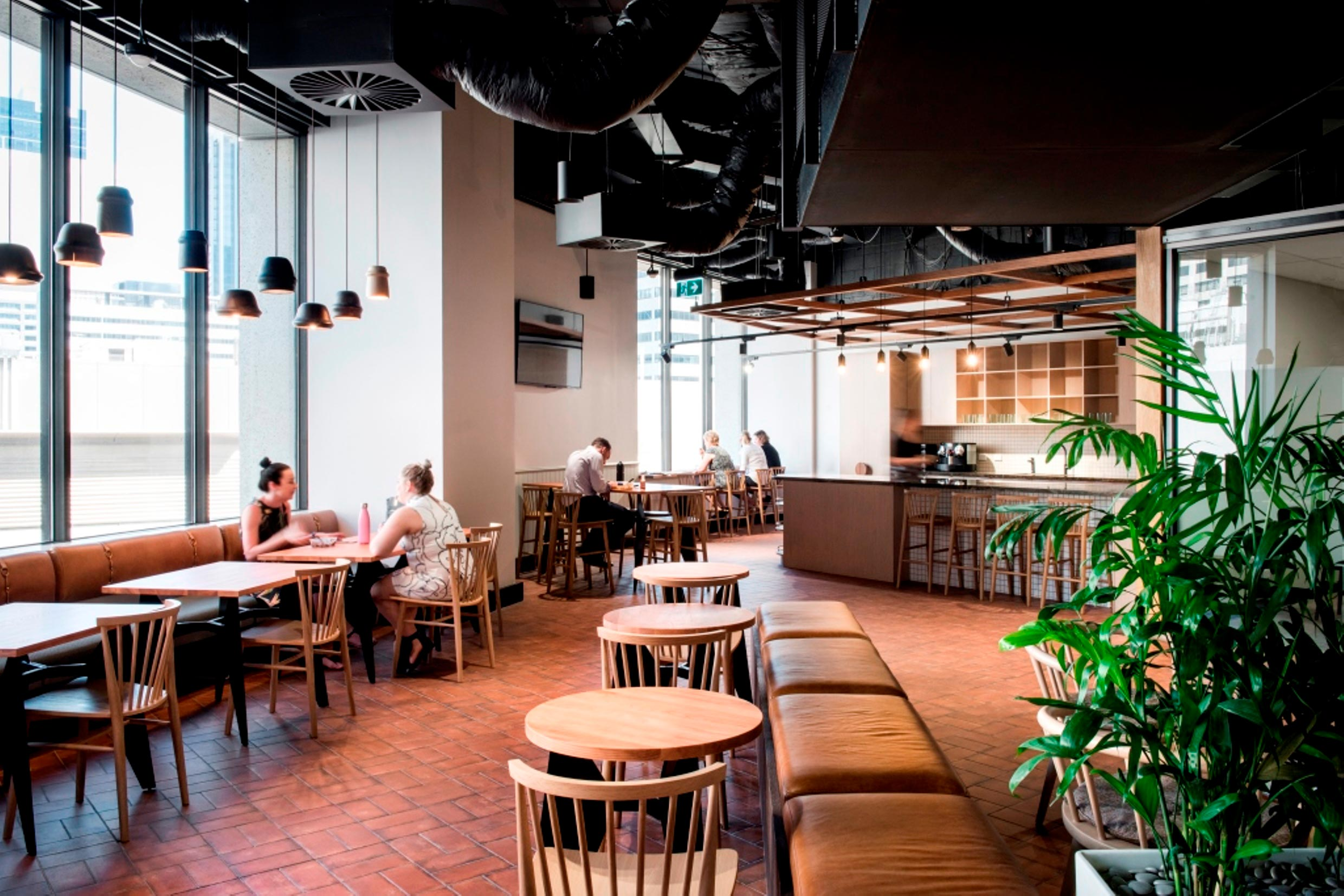 Hall Chadwick – Commercial Fitout