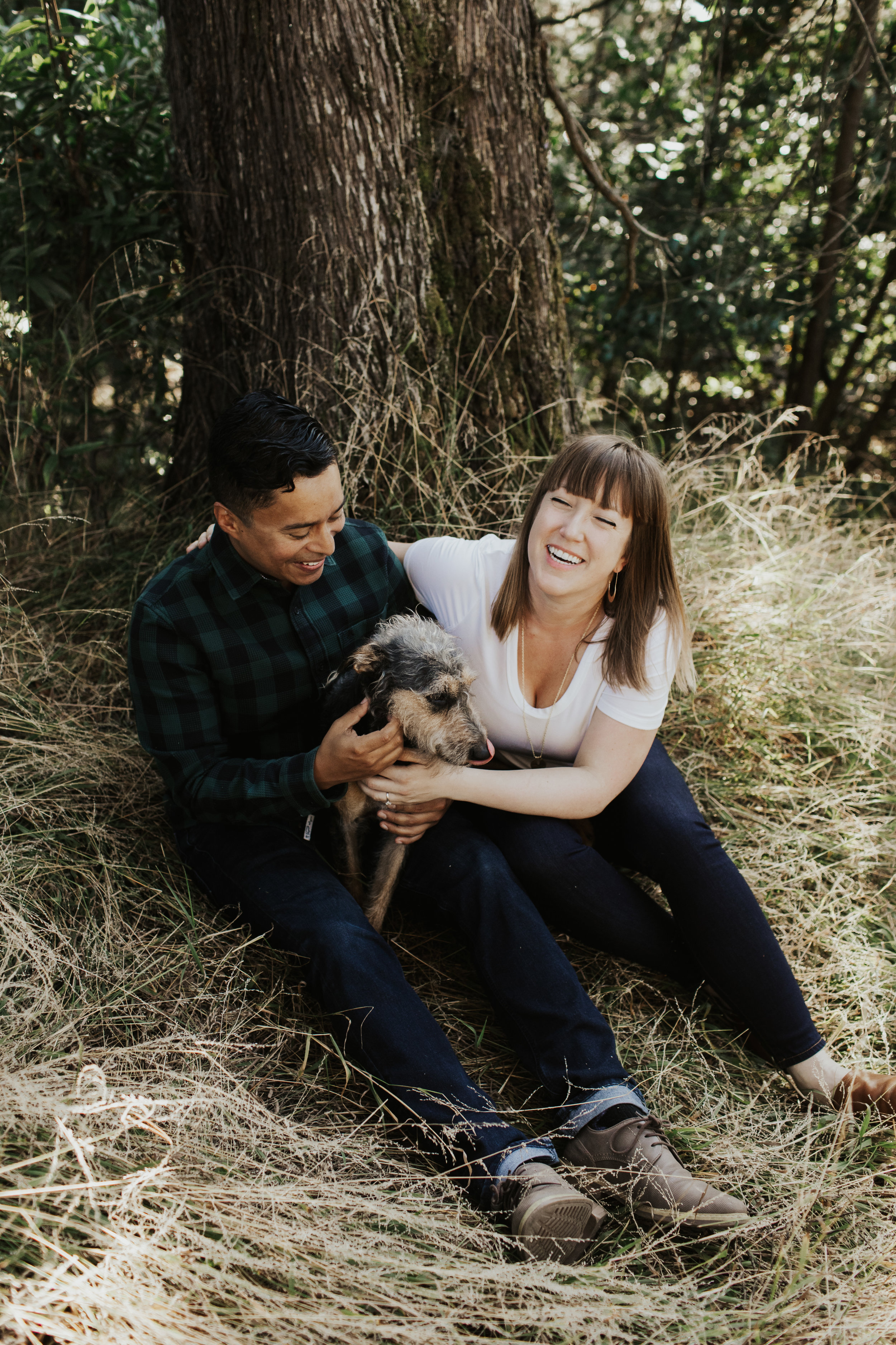 Erin-Rene-Kramer-Finished-San-Francisco-Redwoods-Legion-of-Honor-Sutro-Baths-Engagement-Session-with-Dog-38.jpg