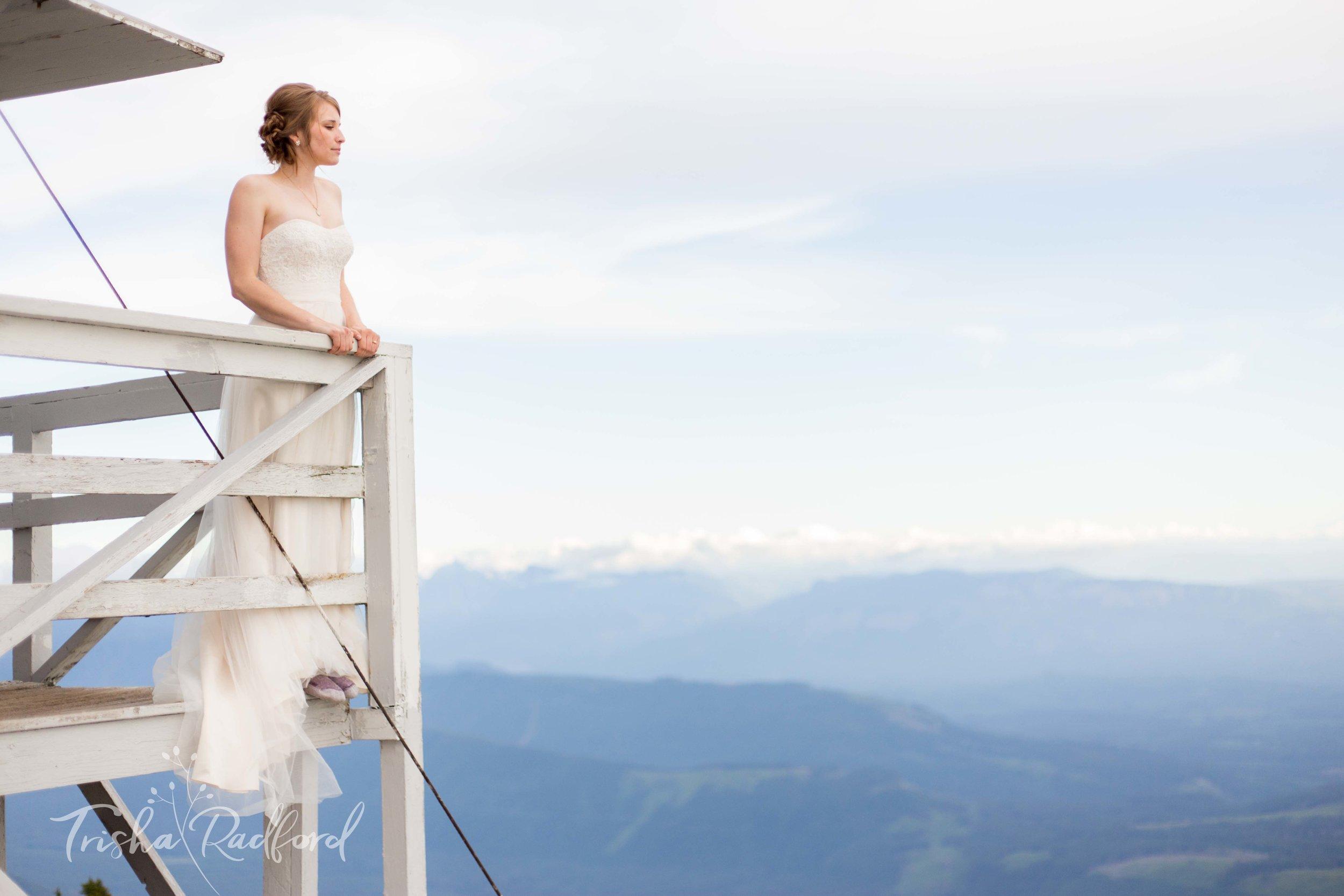 Mount Pilchuck Bride