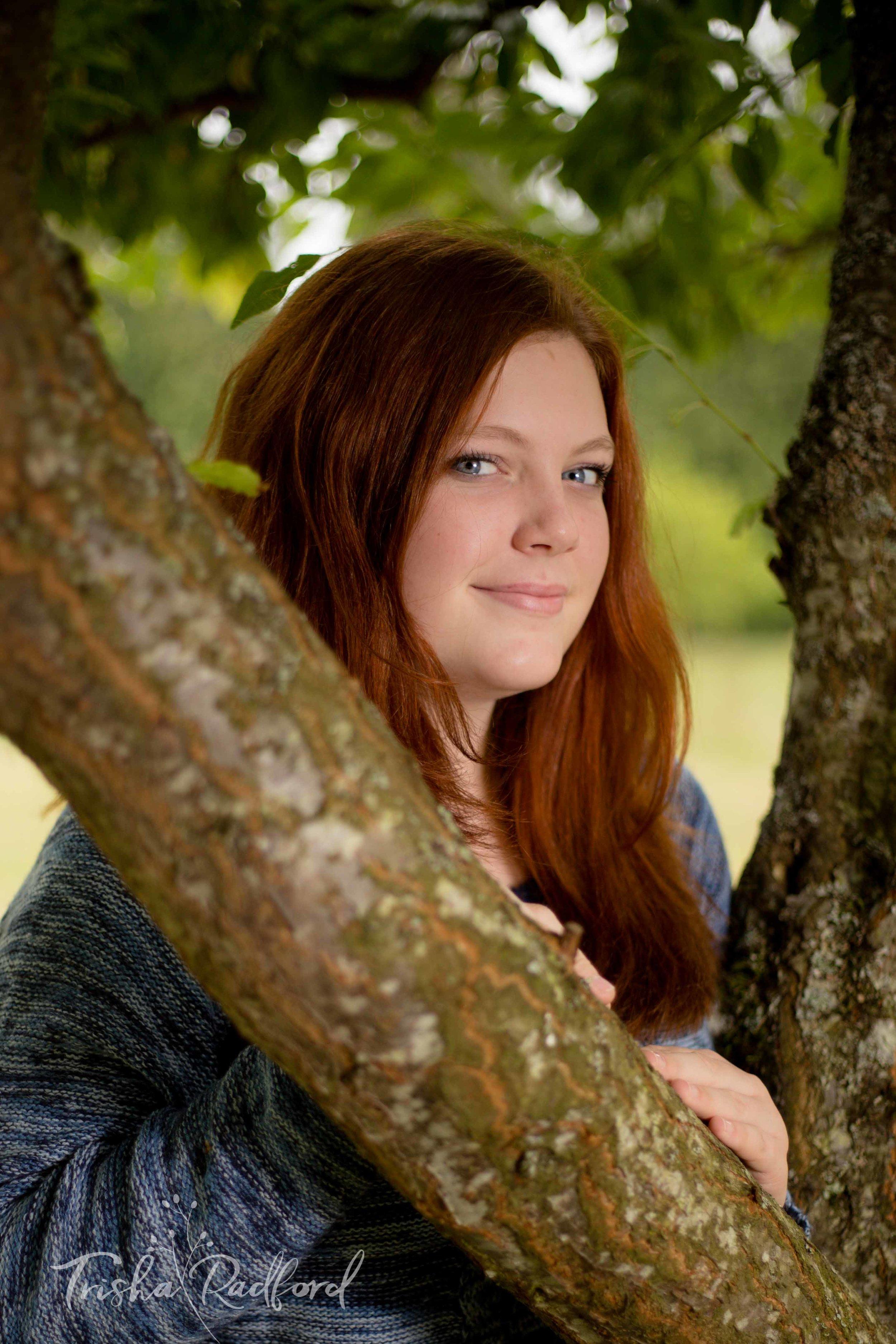 Senior Portrait Photographer - Snohomish County