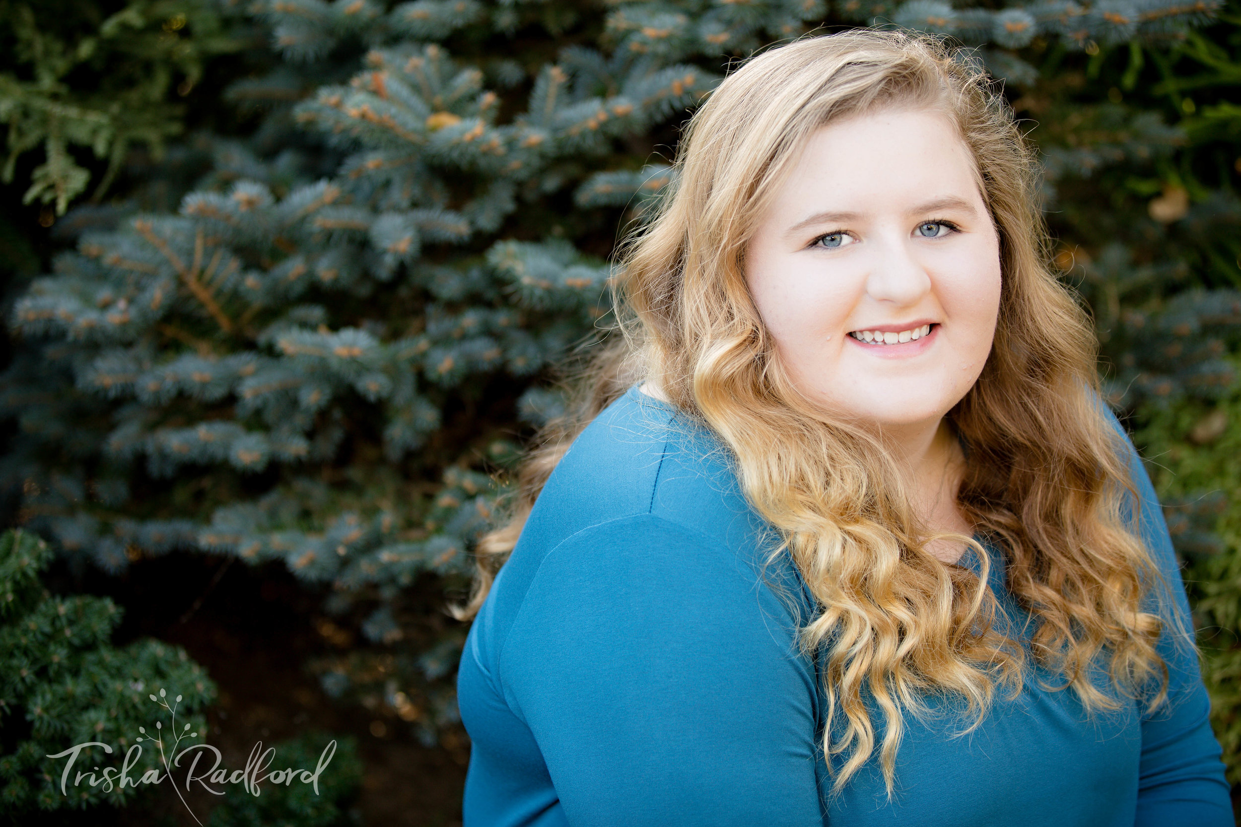 Senior Portrait Photographer | Jennings Memorial Park, Marysville WA