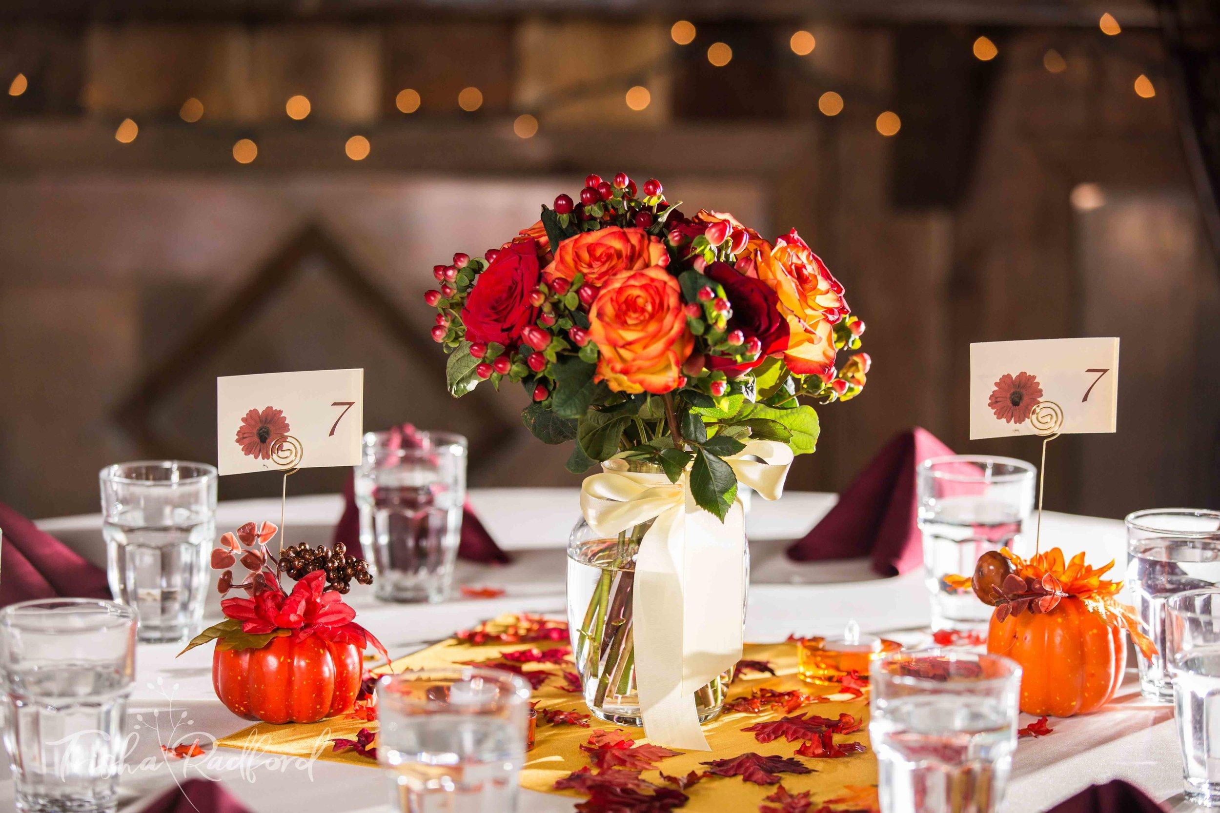 Table Setting Auburn, WAWedding Photographer | Wine & Roses Country Estate