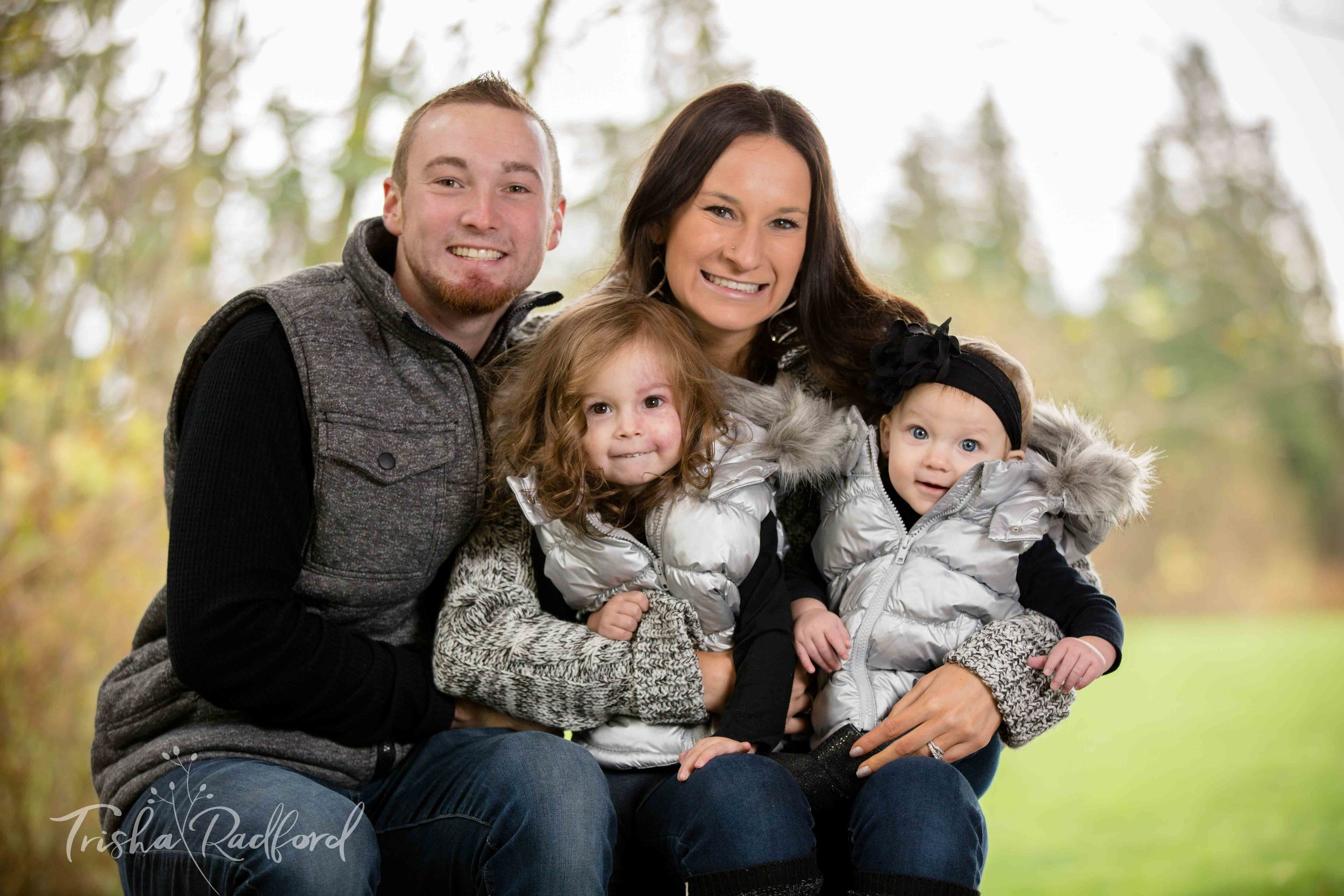 Snohomish County Family Photographer | Willis D. Tucker Community Park