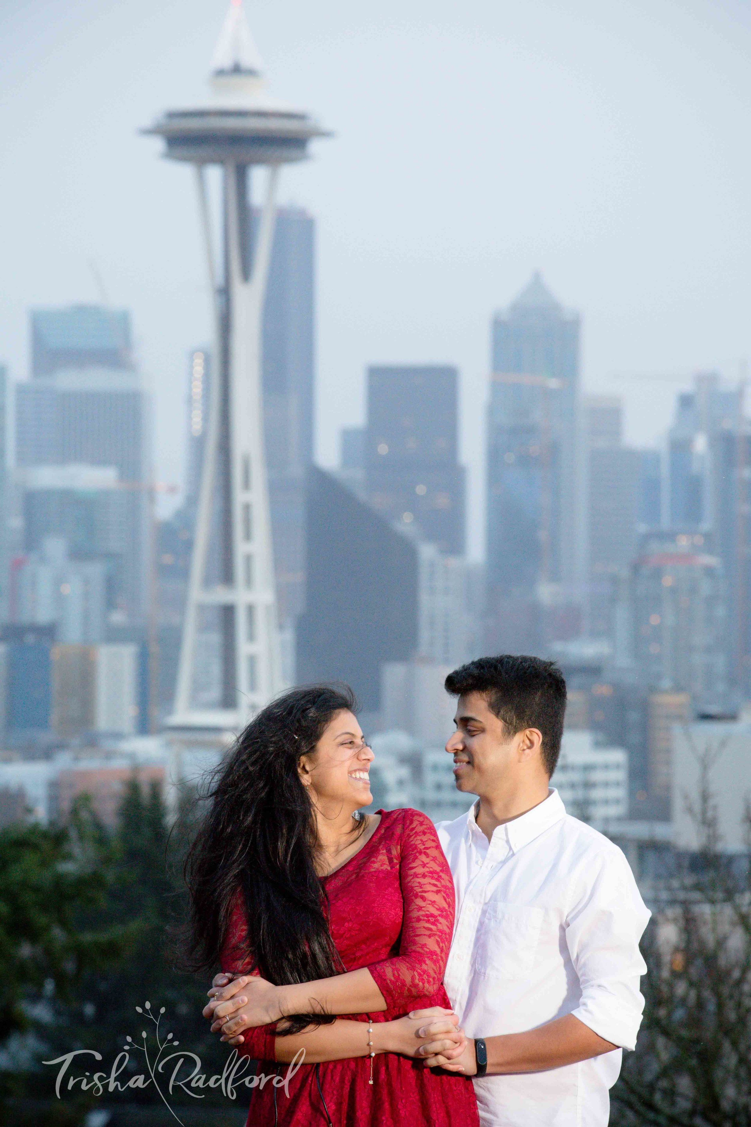 Seattle Engagement Session