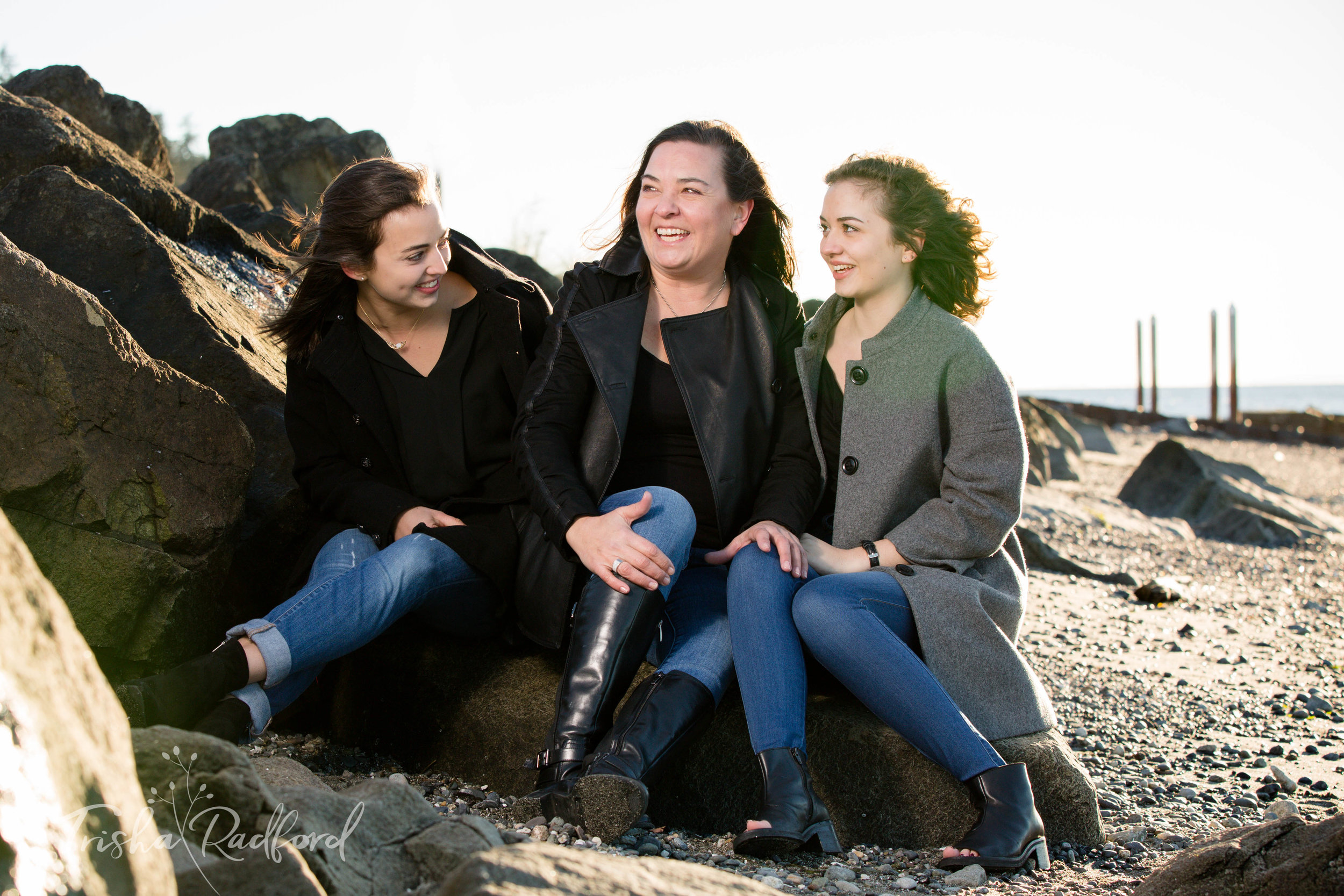 Snohomish County Family Photographer | Mukilteo Beach