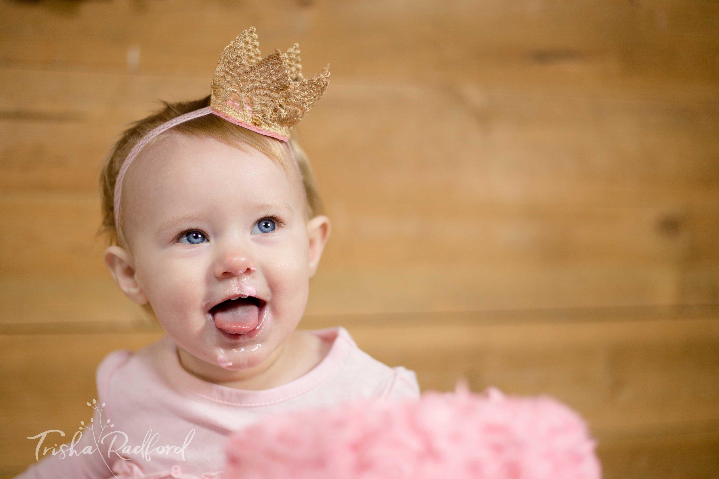 Cake Smash Photoshoot | Lake Stevens Photographer | Snohomish County