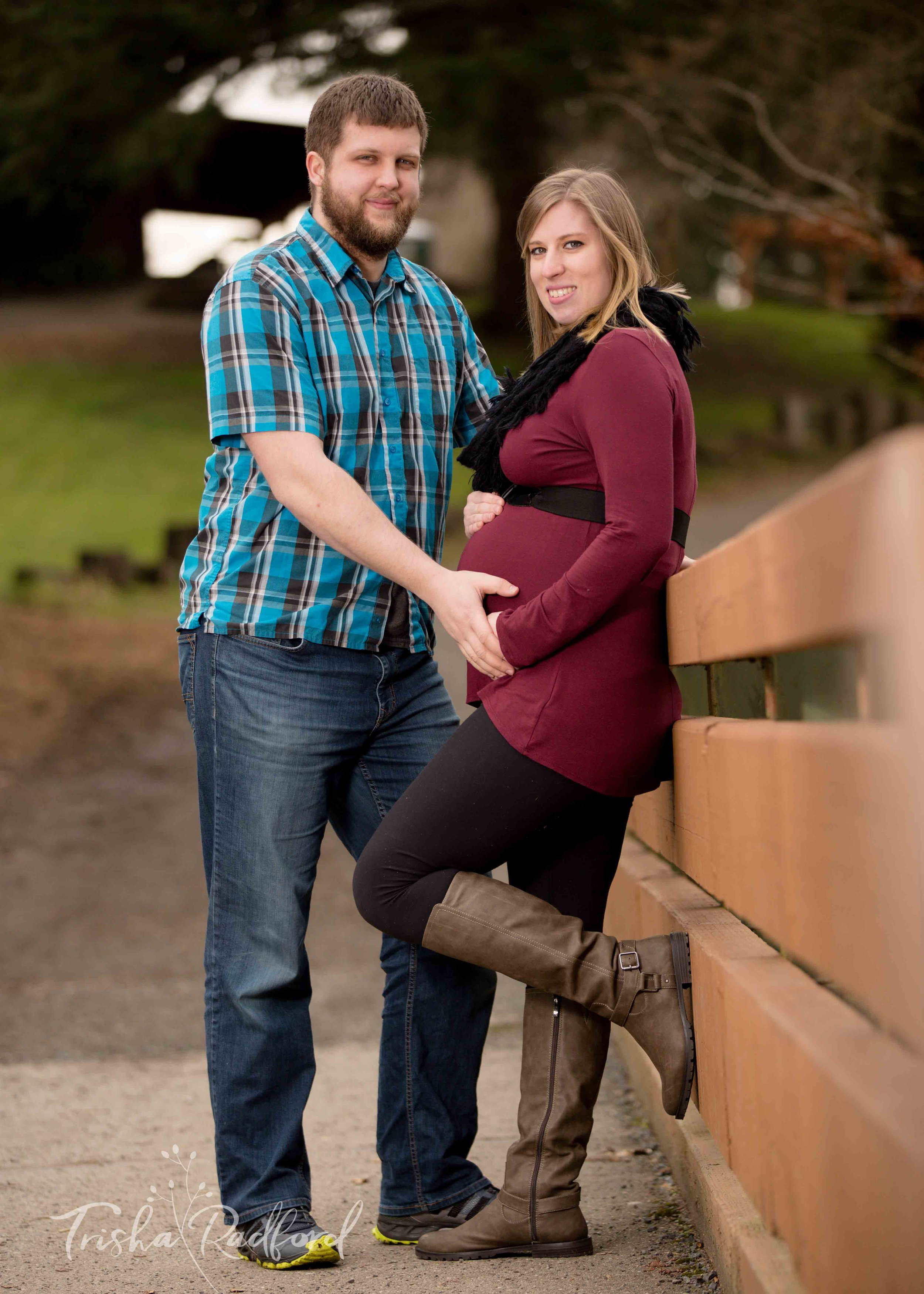 Snohomish County Photographer   Maternity Photography   Jennings Park, Marysville