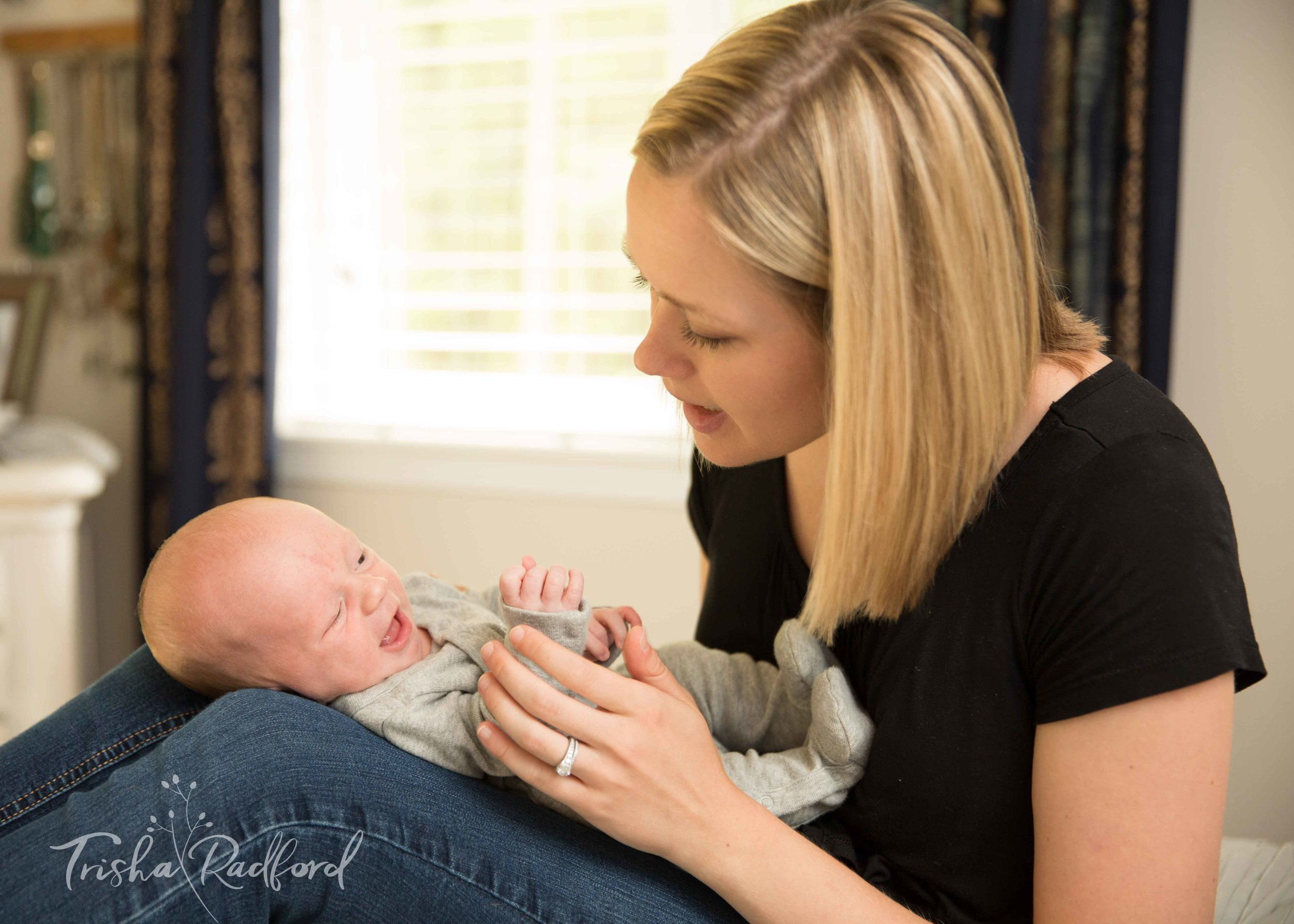 Lifestyle Newborn Photography, Snohomish County Photographer, Infant Photography, In-Home Photography