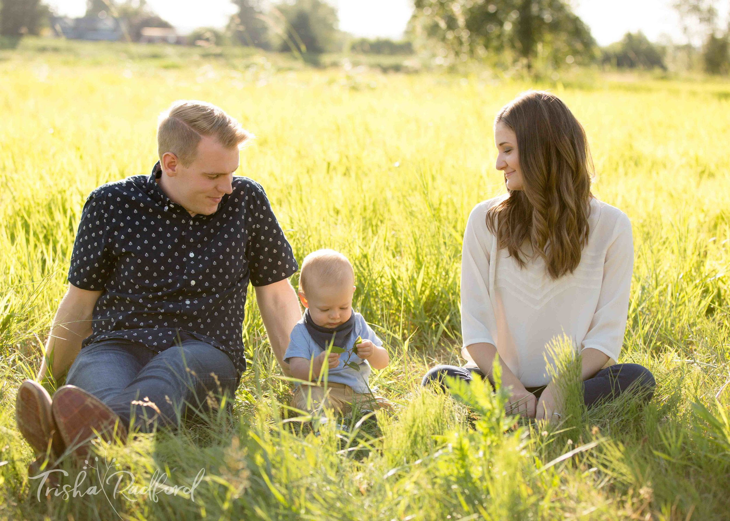 Snohomish County Family Photographer - Irving Lawson River Access