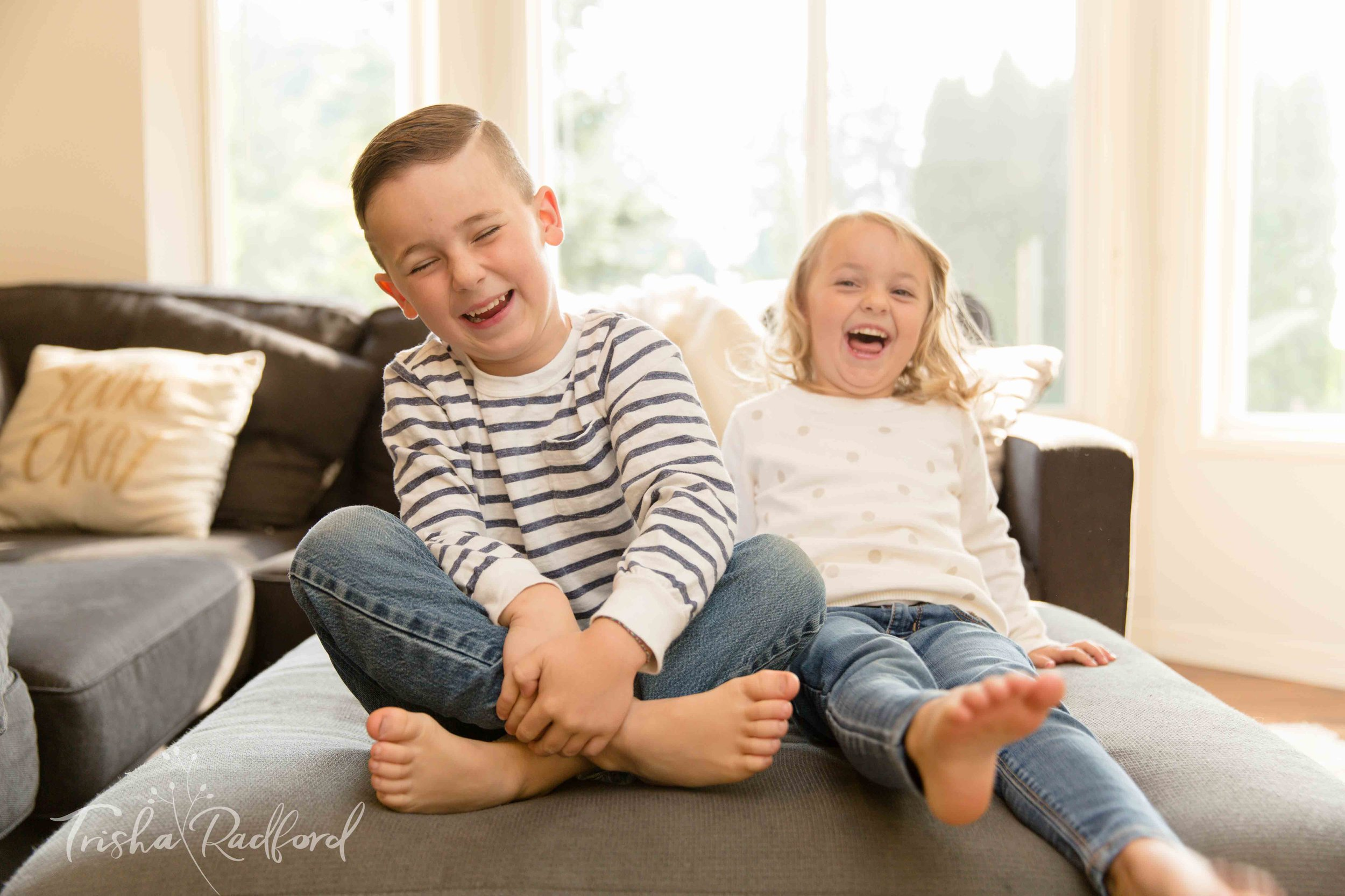 Lifestyle Family Photographer in Snohomish County | Lake Stevens, WA