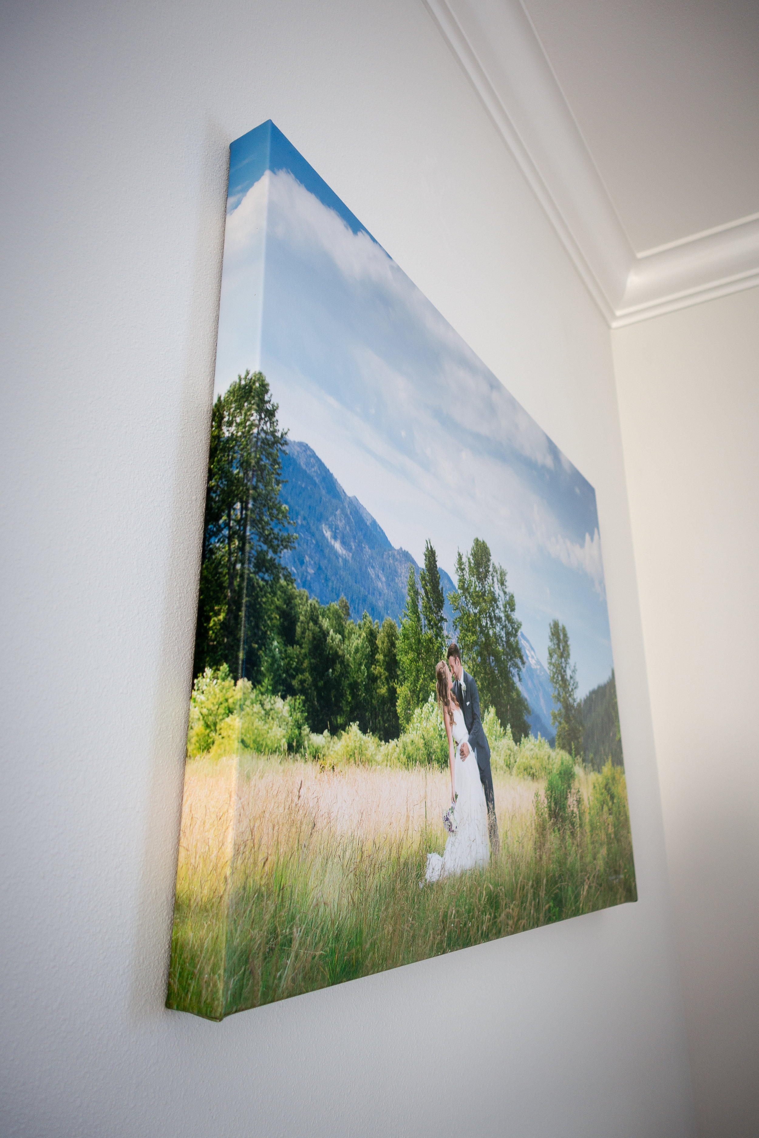 Canvas Gallery Wrap - Trisha Radford Photography
