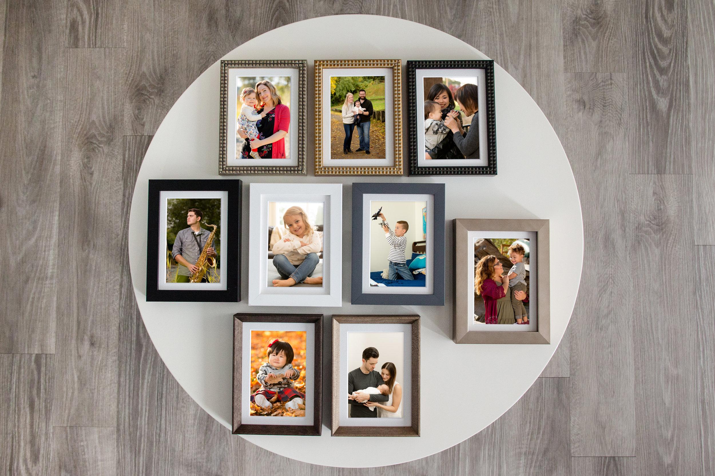 Frame Options from Trisha Radford Photography