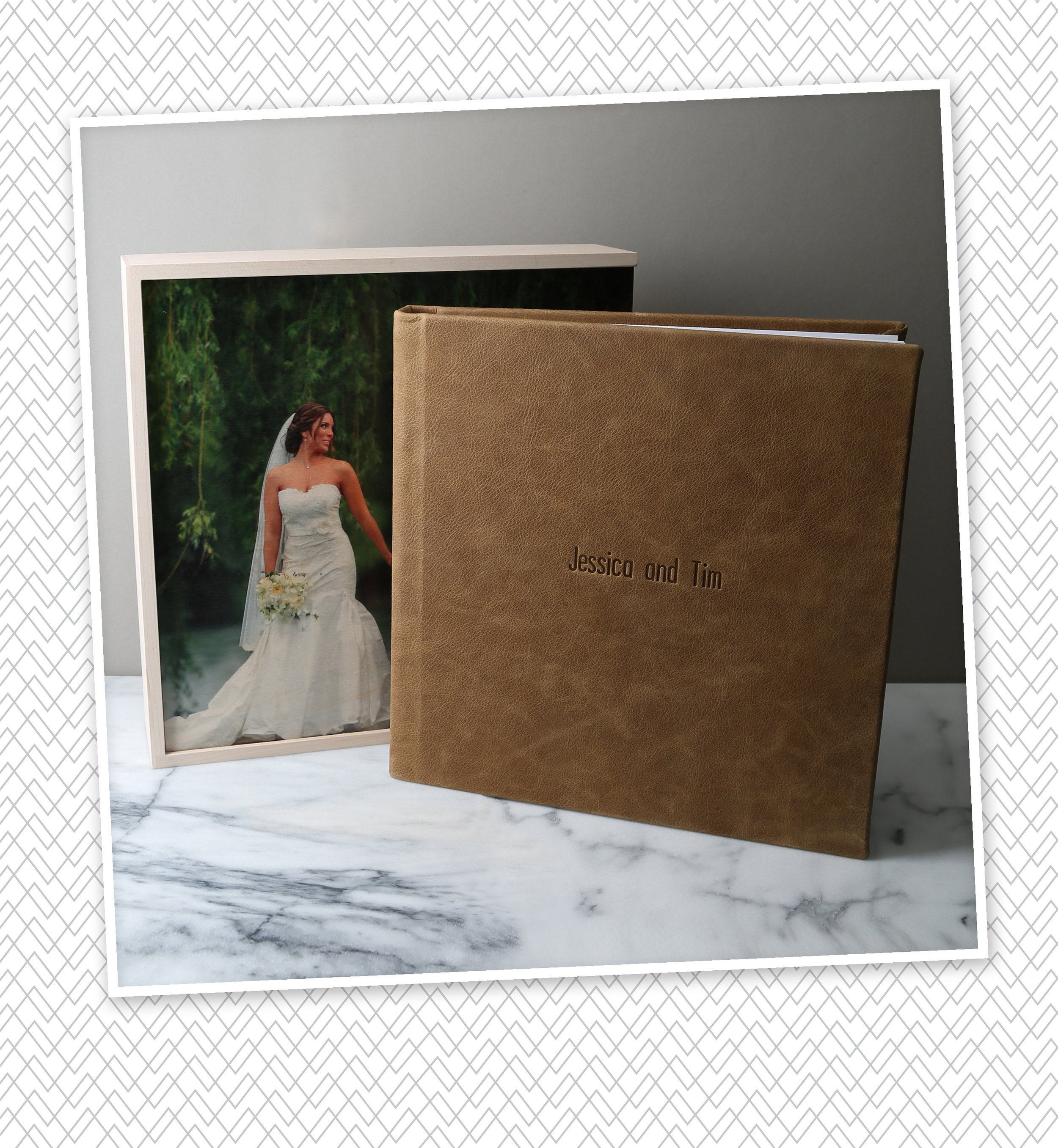 Heirloom Album | Trisha Radford Photography