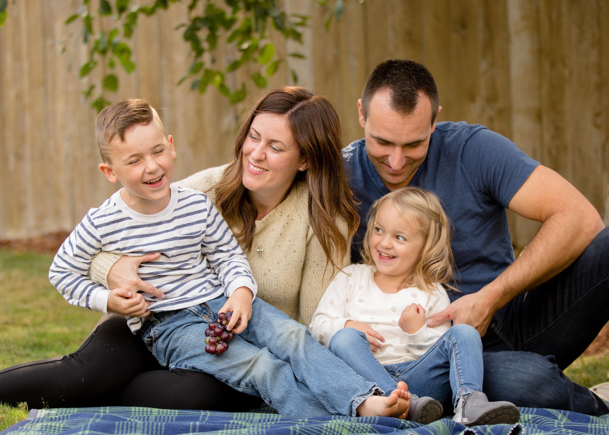 Snohomish County Family Photographer | Lake Stevens, WA