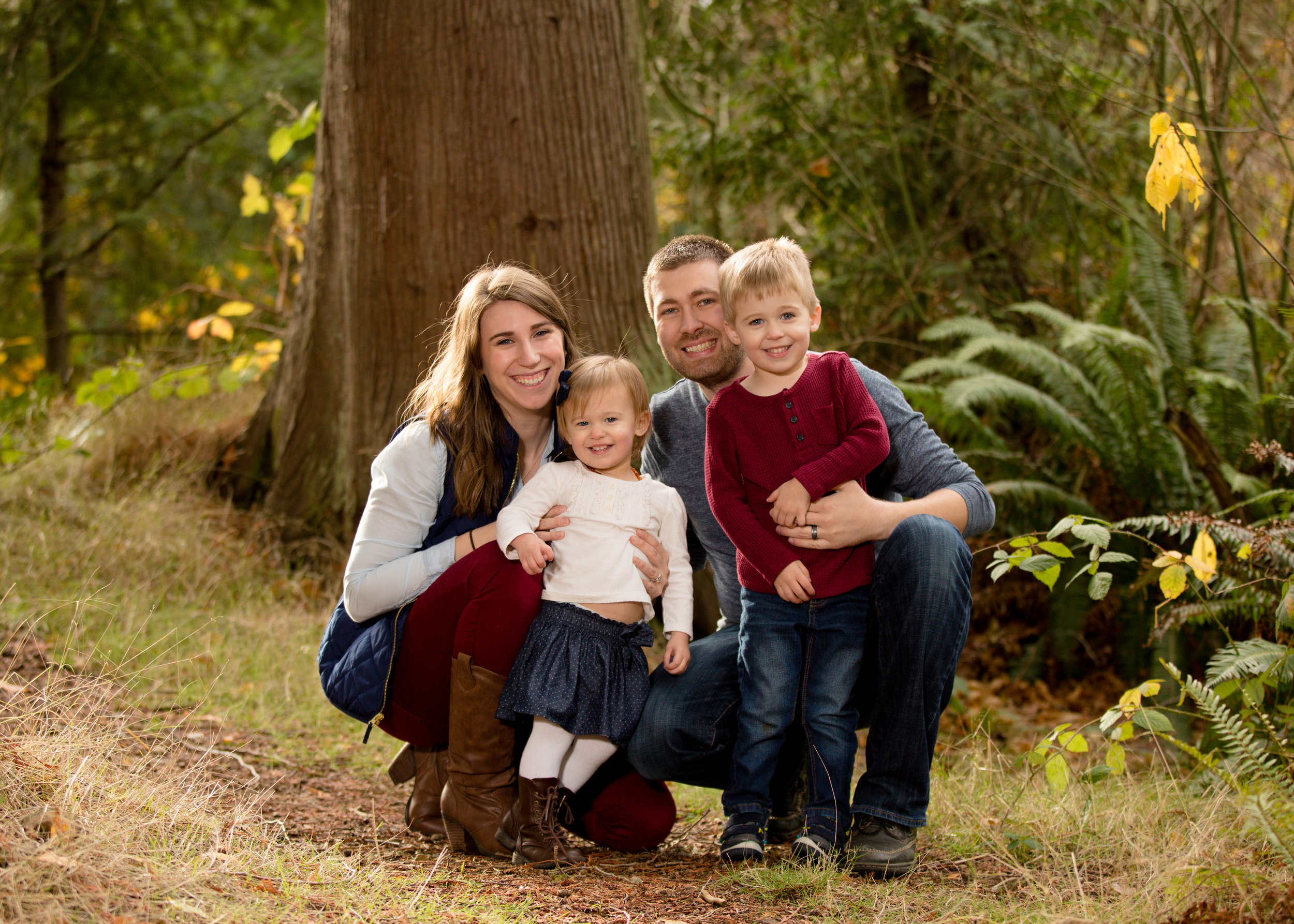 Snohomish County Family Photographer | Lake Stevens WA