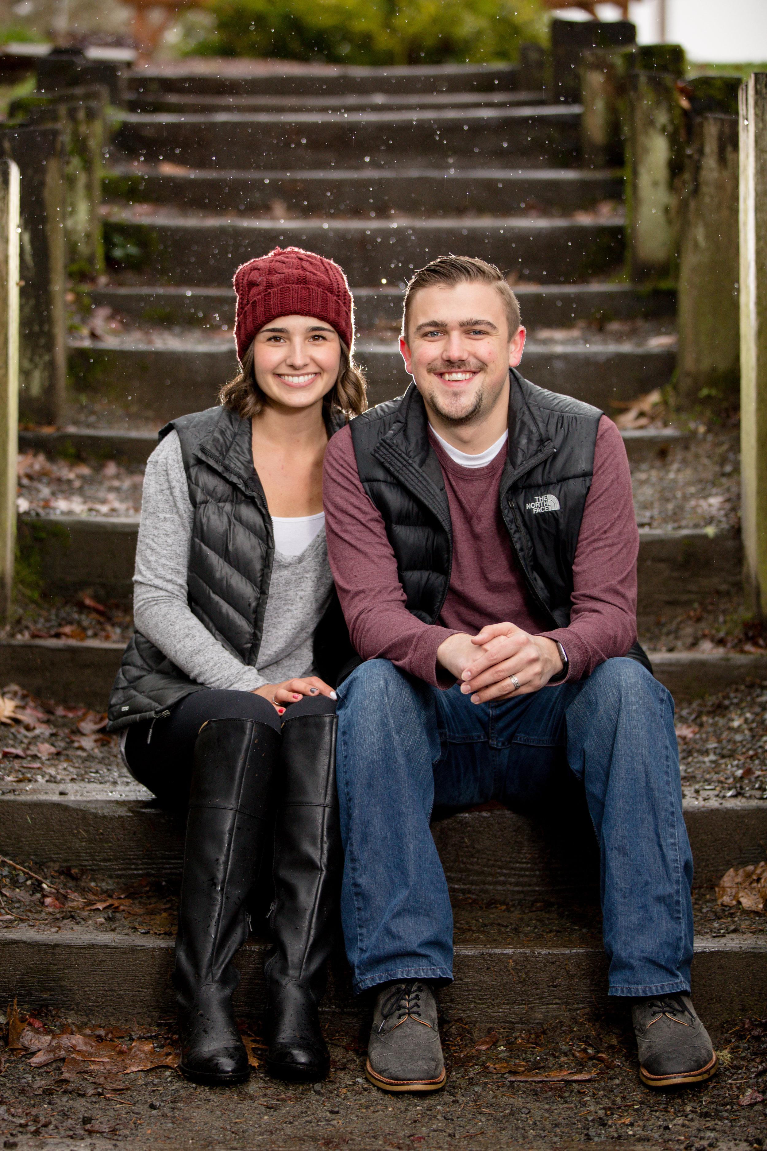 Engagement Photography | Snohomish County Photographer | Lake Stevens, WA