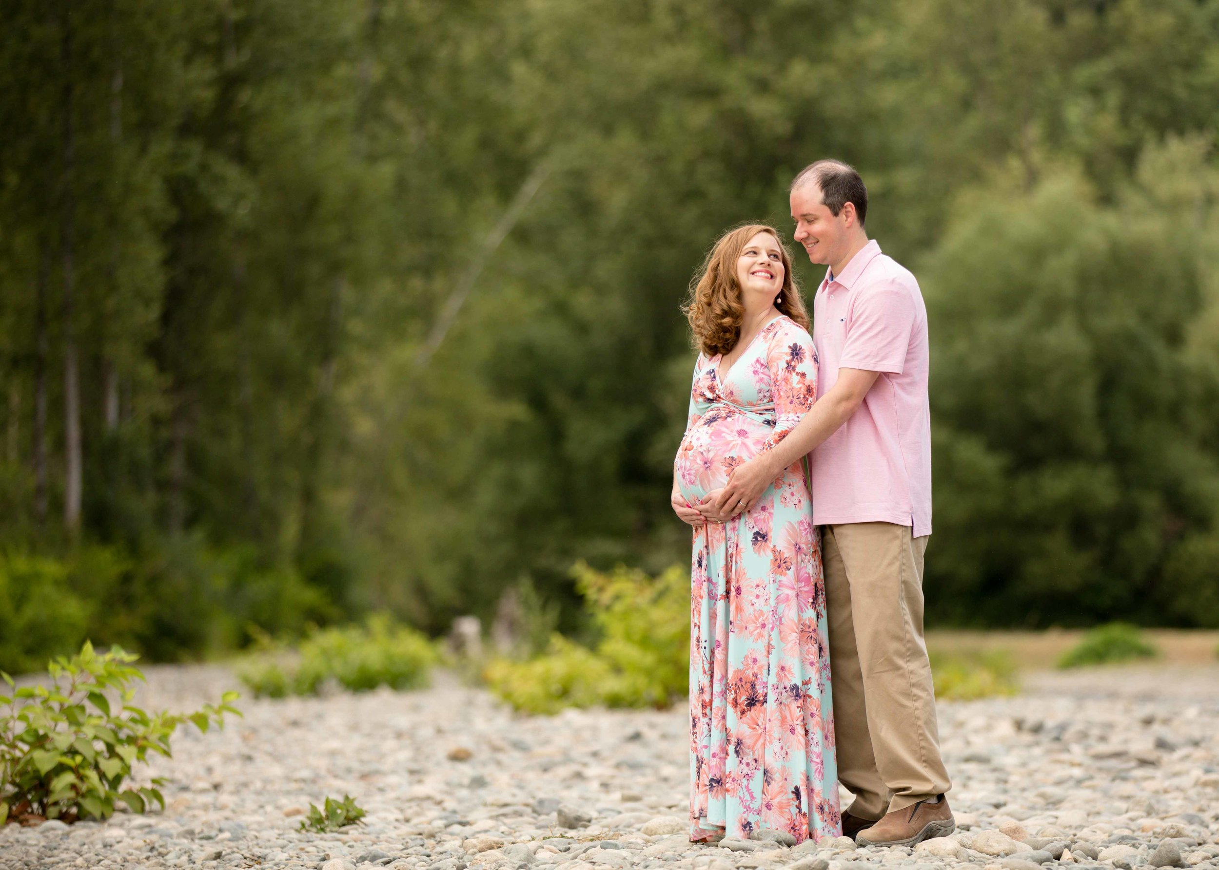 Snohomish County Maternity Photographer | Lake Stevens, WA