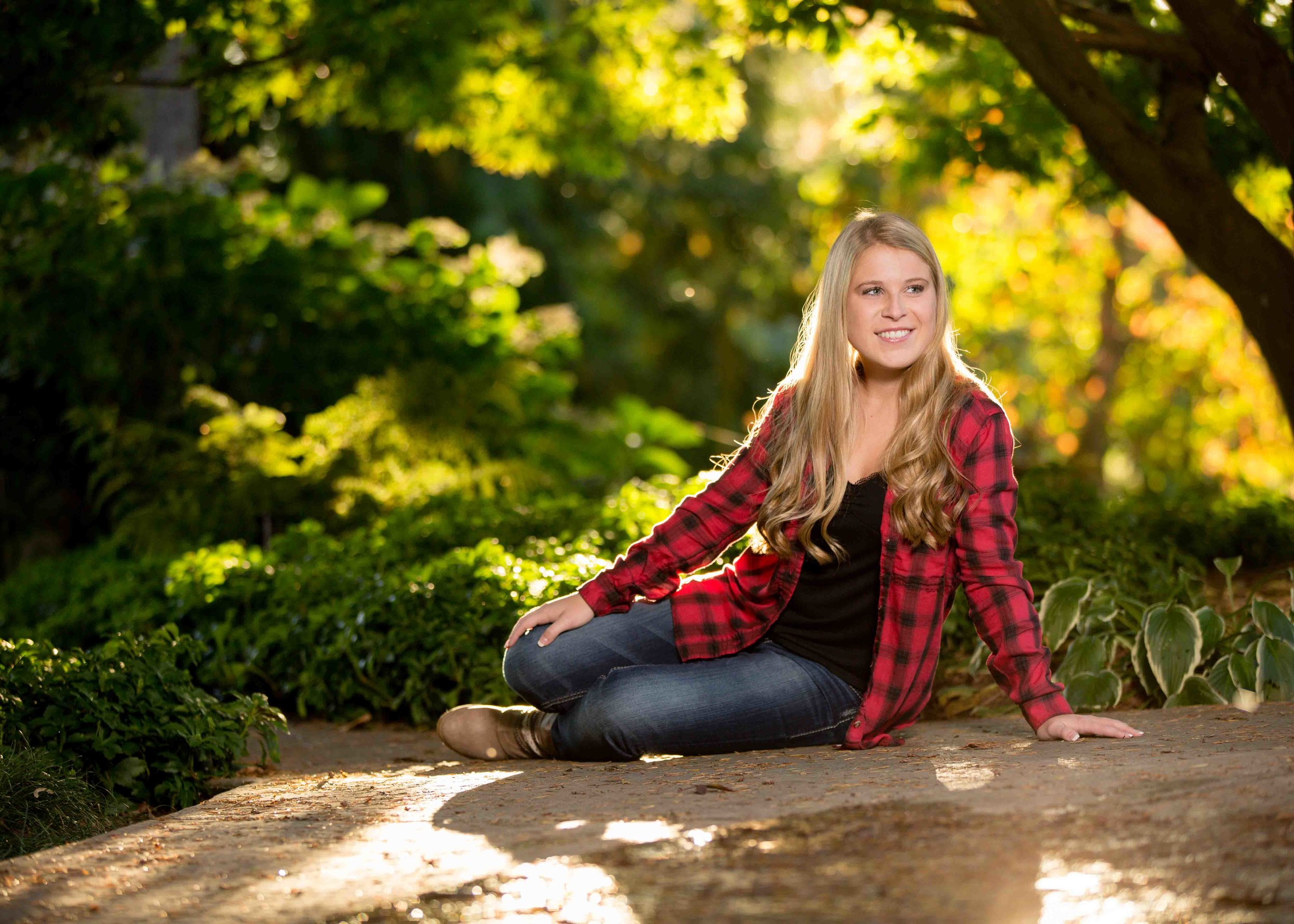 Snohomish County Senior Portrait Photographer | Lake Stevens, WA
